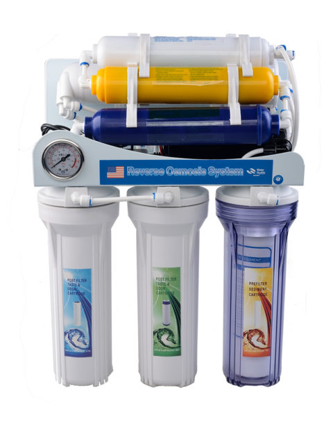 reverse osmosis water filtering system 5 stages biogenis bg0716